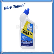 Blue-Touch Hot Selling washing liquid detergent from China toilet bowl cleaner 709ml 5L, 20L (OEM service)
