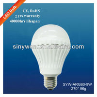 4.3USD !! 9W LED Bulb India Price