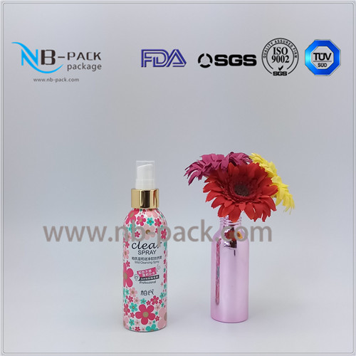 Wholesales 1 Oz 2 Oz 4 Oz 16 Oz Aluminum Spray Cosmetic Bottles from NB-PACK