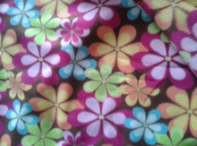 NEW DESIGN 100%polyester printed polar fleece fabric