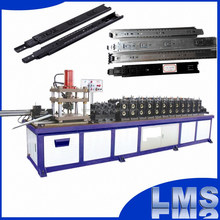 LMS Kitchen Furniture Hardware Full Auto Telescopic Channel Slide Production Line