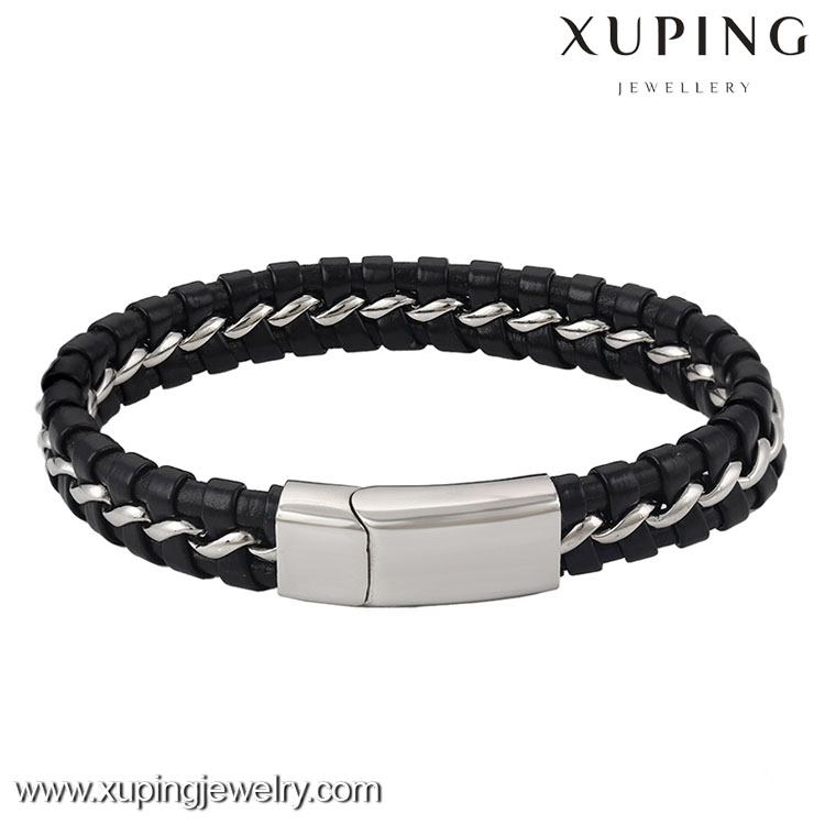 XPB70244-delicate fashion jewelry weave bangle bracelets wholesale