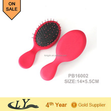 detangling hair brush,mini paddle hair brush,scalp massage