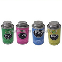 PVC pipe glue cement adhesive