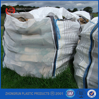 Big Sack FIBCS vented big bag/super sack for seed potatos Rope type jumbo sack,big sack,container bag