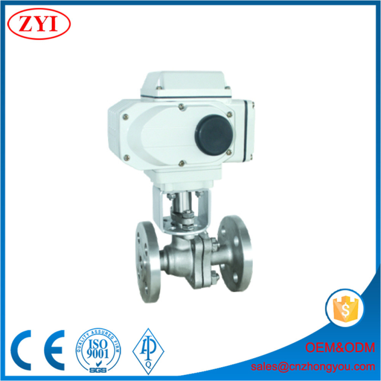 Customized Professional Good price of ball valve with limit switch