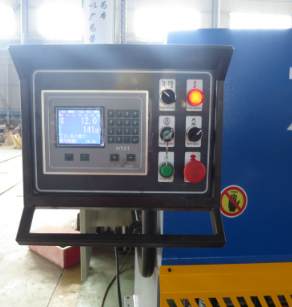 QC12Y-6x3200 Hydraulic metal guillotine shearing machine