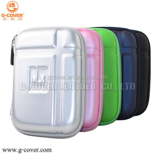 "5"" 6"" 7"" inch gps with case,hard case for gps,eva gps case"