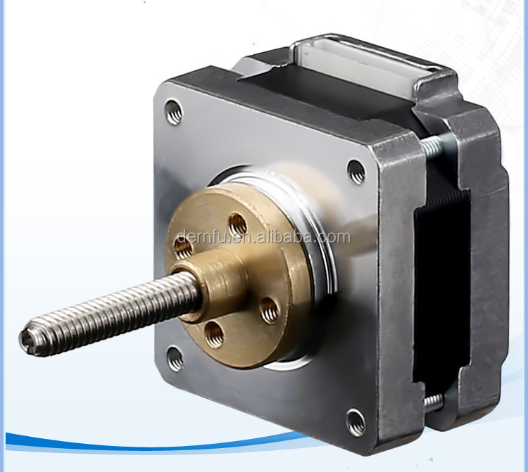 Hybrid linear stepping motor 39HB,professional manufacter of motors, www.dernfu.cn