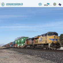 Best freight to Hungary from China by railway with LCL service