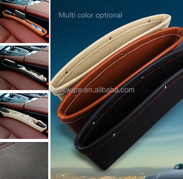 Promotional car seat side pocket/car pocket/car pocket organizer