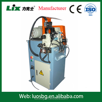Easy operate abrasive plate chamfering machine for 6-38mm steel bar LDJ-80