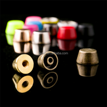 HYD Factory Direct Sales Small WholesaleSpot DIY Bucket-Shaped Rivets Bags Anti-wear Bottom Nail Flat Top Nail Button