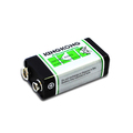 KingKong 9v dry batteries 6f22 carbon zinc battery