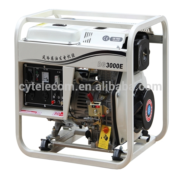 Hot sale 3500VA diesel generator power plant
