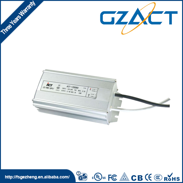 waterproof ip67 12v dc led power