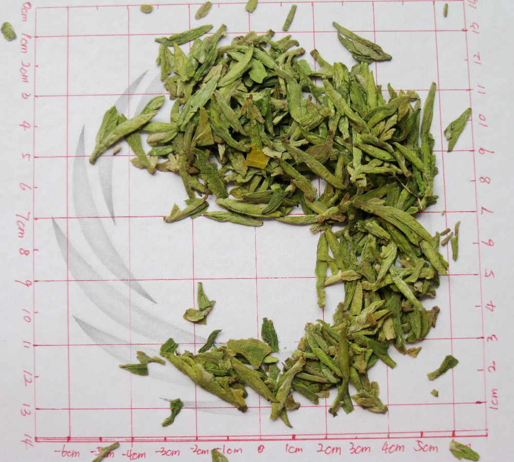 Famous Chinese green tea xi hu long jing lung ching GMB-1