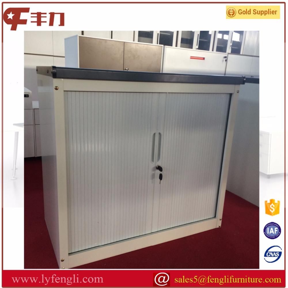 Timber veneer kitchen tambour doors tambortech - Wholesale Half Height Steel Abs Material Tambour Door Storage Filing Cabinet Alibaba Com