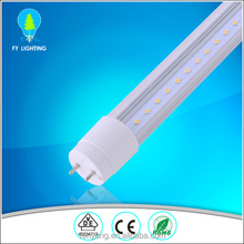 100lm/w-130lm/w CE RoHS VDE 150cm led tube t8 light 24w 28w with 5 years warranty
