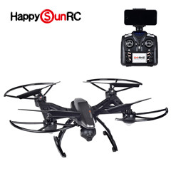 FPV WiFI camera 2.4g rc foldaway quadcopter drone with gravity sensing controlled