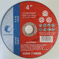 4 inch hss cutting disc, circular saw blade, cut off wheel for metal stainless steel inox SS