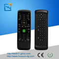 Universal remote control for gtpl set-top box and satellite TV