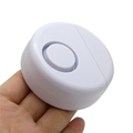 Easy Install White Window Vibration Alarm Home and Office Burglar Alarms