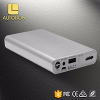 Best Promotion Creative Design Multi Function 12V Car Jump Starter Battery Charger Portable Power Bank super mini booster