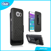 Shell Holster Combo Belt Clip Mobile Phone Case for Samsung Galaxy S7