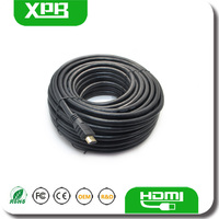 19Pin Copper HDMI TO LVDS Cable For LCD TV