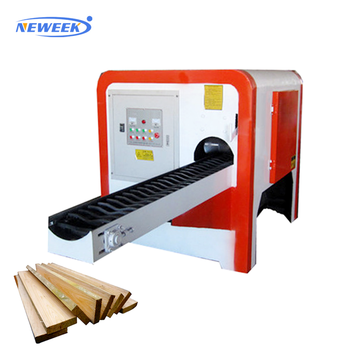NEWEEK woodworking machinery electric sawmill multi blade wood saw machine for sale
