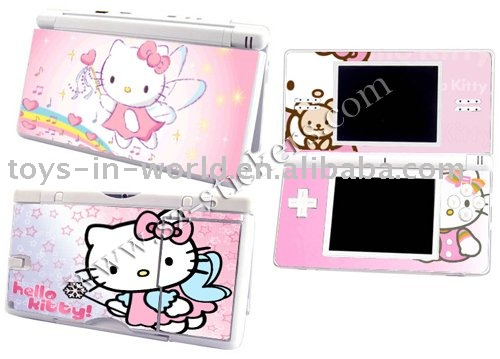 for nintendo dsl sticker,for ds lite sticker,for ndsl sticker