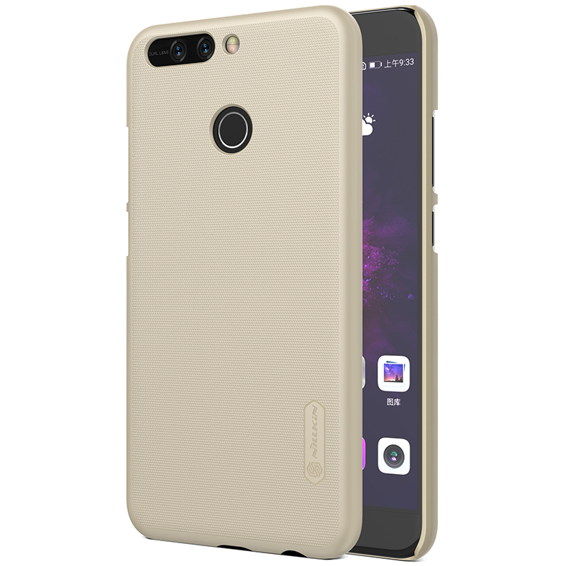 Nillkin High Quality PC Hard Back Cover Super Frosted Shield Case for HUAWEI Honor V9 Phone bag