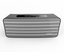 Audiophile bluetooth speaker 4.2 version mega bass speaker