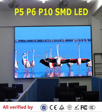 P5 P6 Photo P7.62 outdoor led video display / Full Color P8 P10 Led Massage Board screen