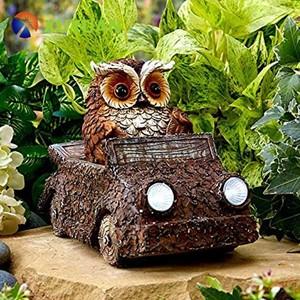 Solar Owl Garden Light For Home, Solar Owl Garden Light For Home Suppliers  And Manufacturers At Alibaba.com
