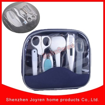 2015 Factory- stock Baby Manicure & Grooming Kit for free samples