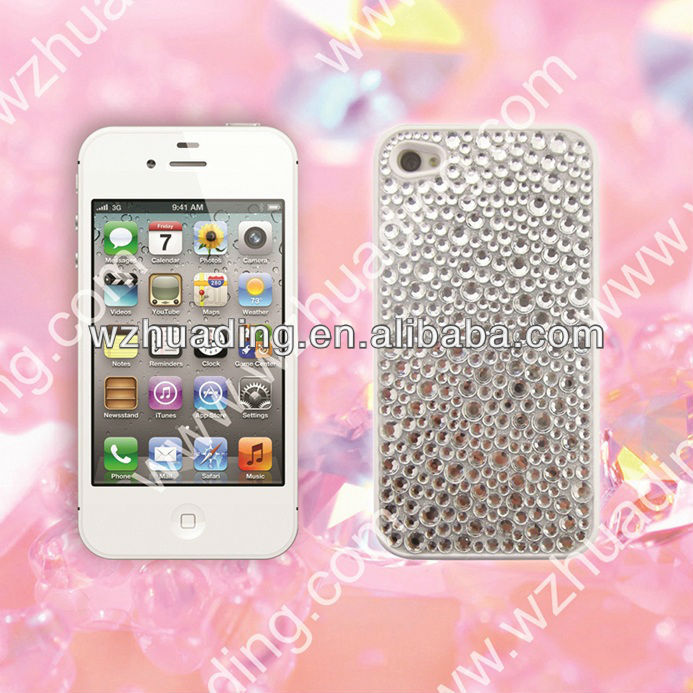 rhinestone crystal diamond case for samsung galaxi s3