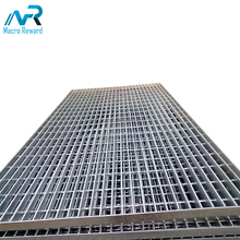 Professional Metal Building Materials 304 316L press welded stainless steel grating/outdoor drain grates