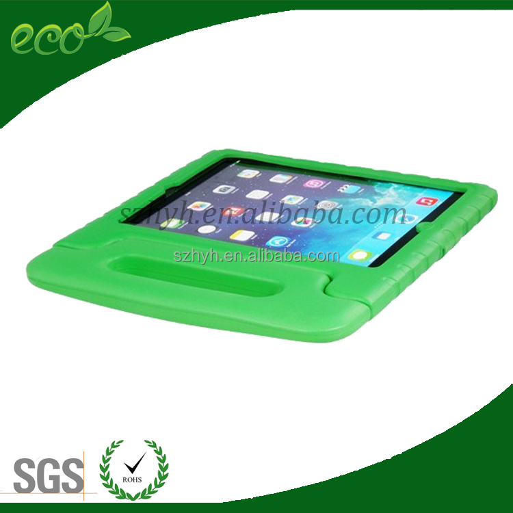 Cute portable EVA tablet pc case for new ipad,eva tablet pc cover for children