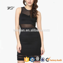 China Wholesale Clothing Woman Dresses Ladies Lace Fabric Sexy Party Wedding Dress 2016