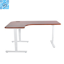 3 Seater Electric Height Adjustable Sit To Stand Wall Desk