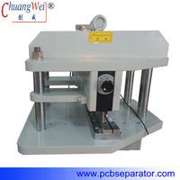 Heavy Copper PCB cutting machine**original cutting machine equipment manufacturers**CWVC-450
