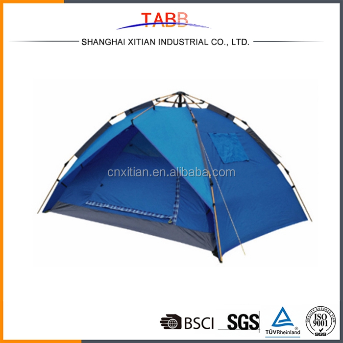 High quality wholesale fashion outdoor tunnel waterproof tent for camping hiking