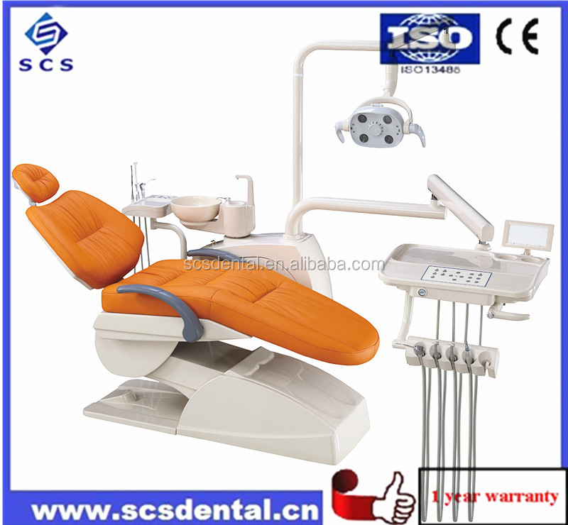 dental chair unit with dental equipment lab (SCS-350)