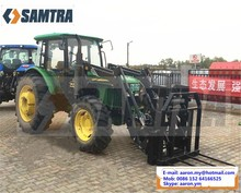 Mini tractor 254 and 354 ,YTO-SG254 and YTO SG354 25-35 hp 4WD tractors with front end loader TZ03D