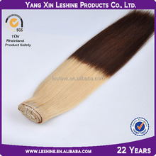 2014 Hot Selling New Arrivalling Two-Tone Color Hair Catalog