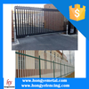 Picket Yard Cedar Ornamental Metal Fence Panels