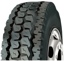 Full Size DoubleStar Radial heavy-duty Tire DSR355