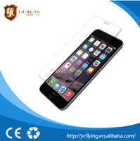 Hot Selling Phone accessories Tempered Glass For iphone 6 iphone 6s Wholesales Tempered Glass Screen Protector